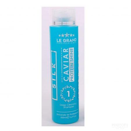 Le Grand Brazilian Caviar Cleansing Shampoo ( Step 1 500ml )