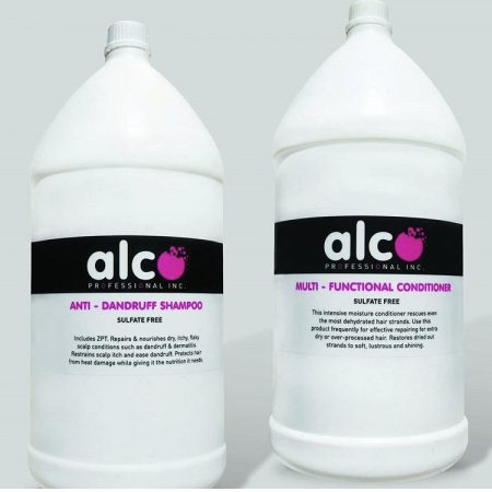 Alc Anti Dandruff Sulphate Free Shampoo and Conditioner