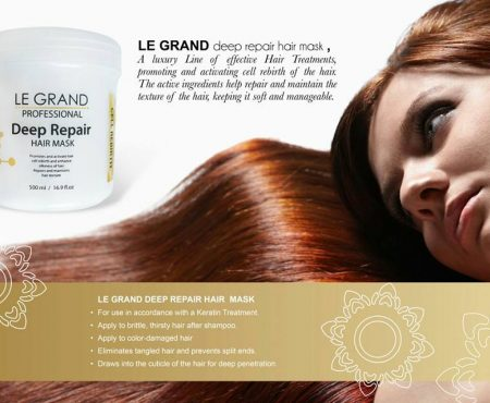 Le Grand Deep Repair Hair Mask
