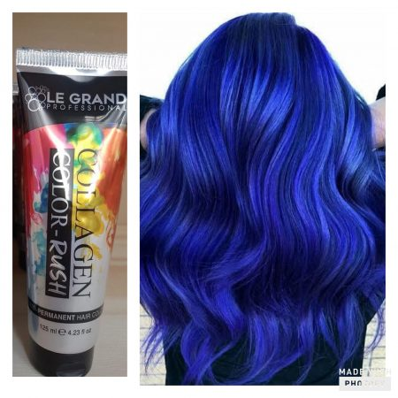 Collagen Color Burst – Blue