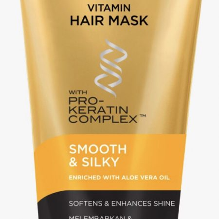 Yellow smooth Hair Treatment Mask 120gram