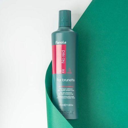 Fanola no red shampoo for brunettes 350ml
