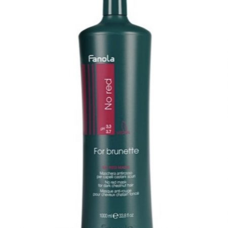 Fanola no red shampoo for brunettes 1000ml